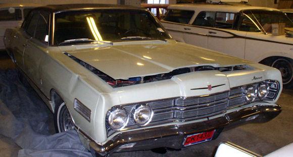 1967 Mercury Monterey S 55 Convertible Restoration Follow