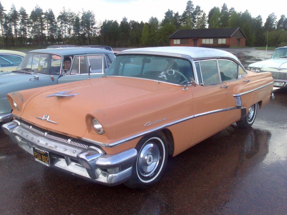 1956 mercury montclair 2 door hardtop owned by trond for 1956 mercury montclair phaeton 4 door hardtop