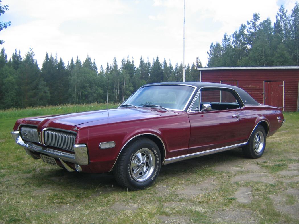 67 68 Mercury Cougar For Sale Autos Post